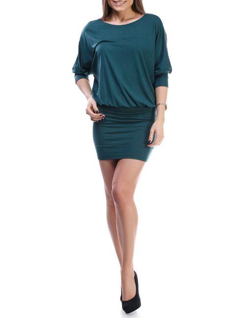 Majaly   Женское Зелёное Платье