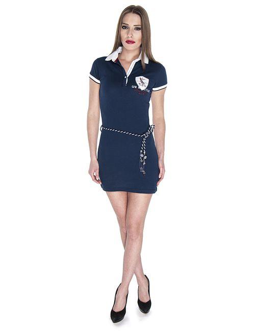 Giorgio Di Mare | Женское Синее Платье