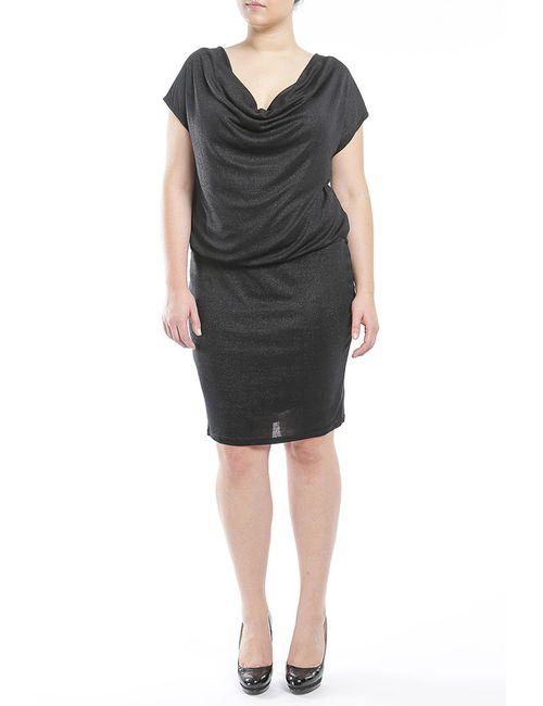 Zizzi | Женское Чёрное Платье