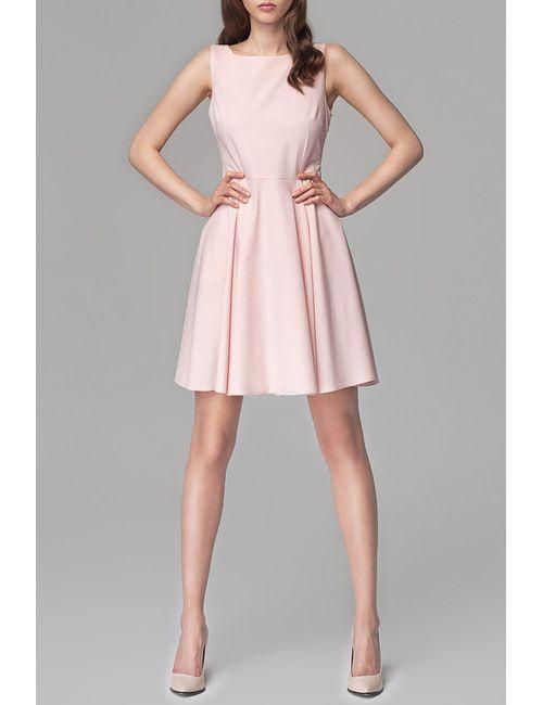 MISEBLA | Женское Розовое Платье