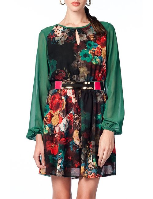 Palmetto | Женское Многоцветное Платье