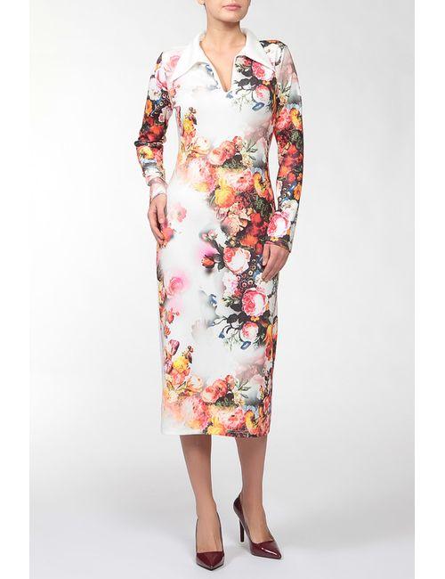 Adzhedo | Женское Белое Платье