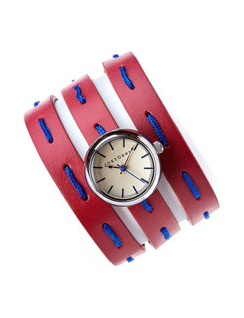 Tokyobay | Женские Красные Часы Наручные