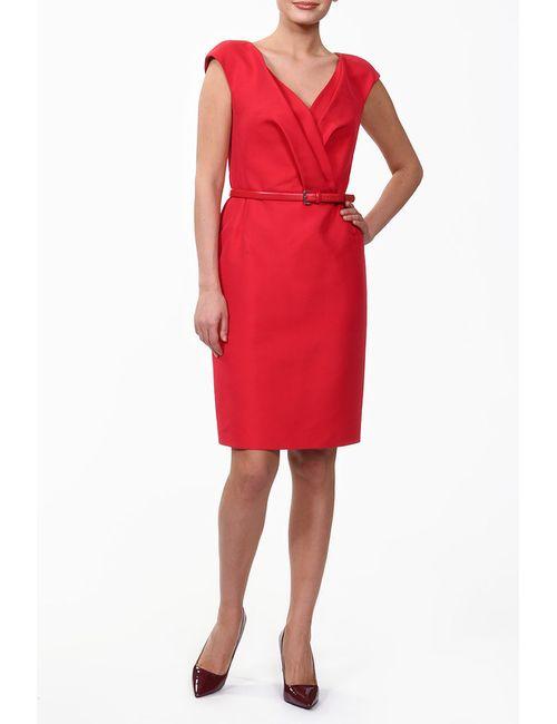 Dior | Женское Красное Платье