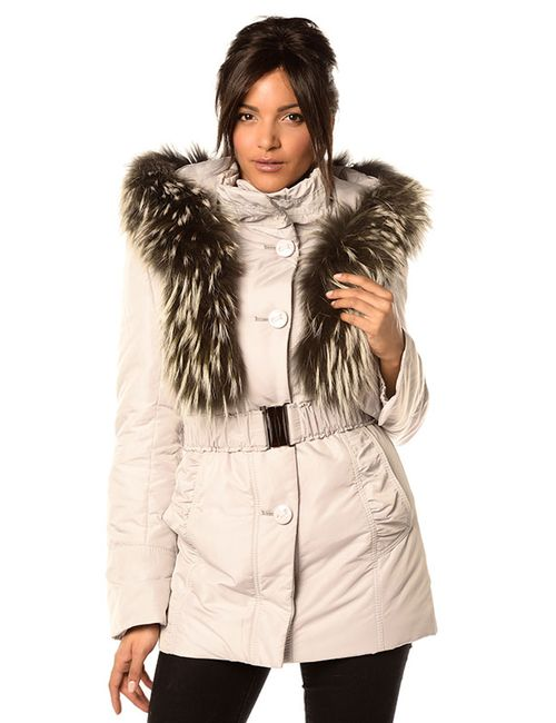 Pellessimo | Женская Бежевая Куртка