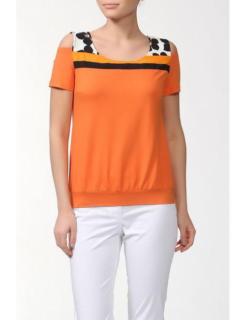 Helmidge | Женская Оранжевая Блузка