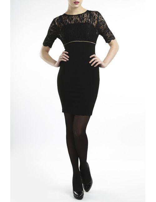 ANTONIO GAROFANO | Женское Чёрное Платье