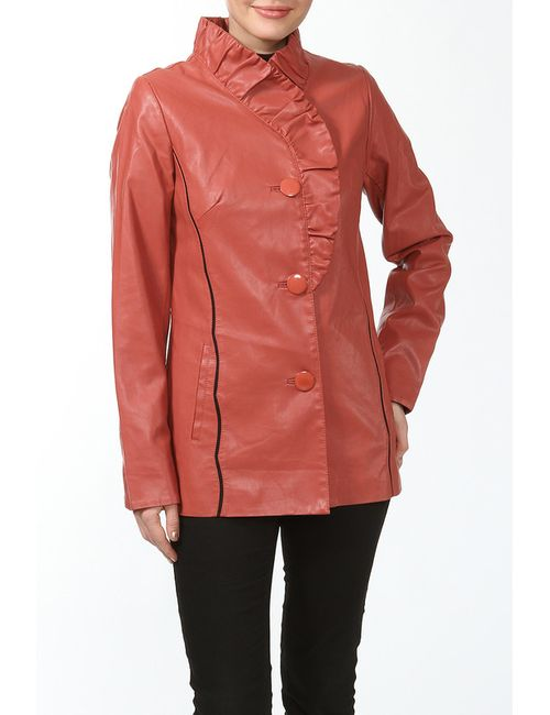 Mengfa | Женская Красная Куртка