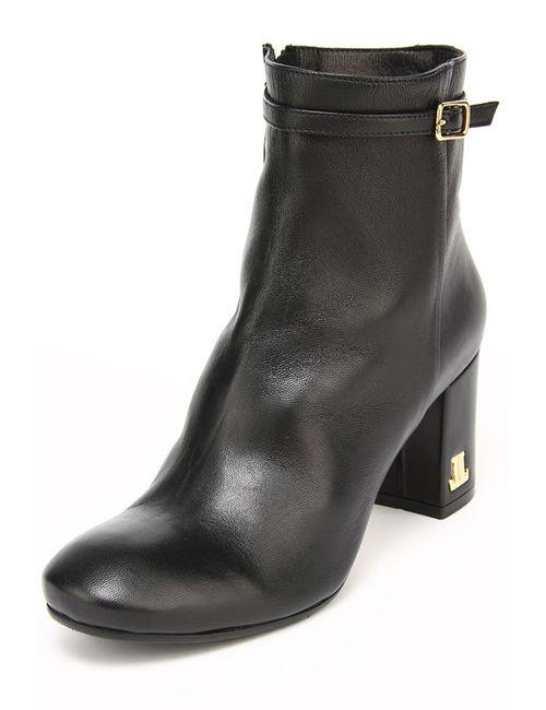 Lottini | Женские Чёрные Ботинки