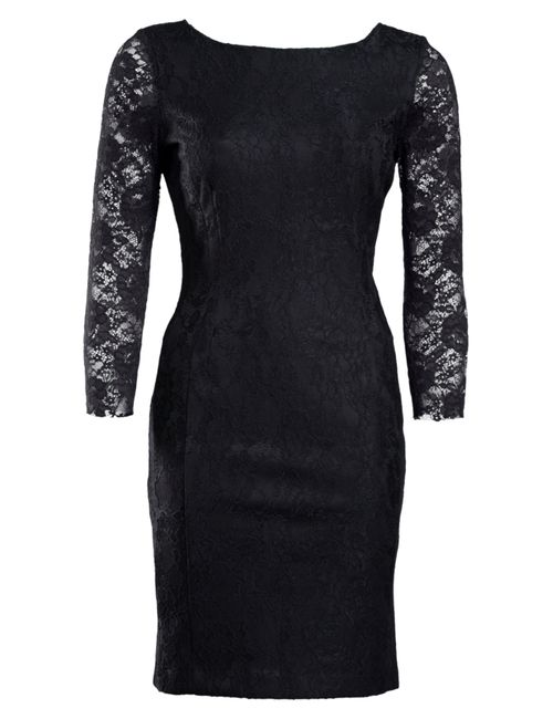 Massimo Rebecchi | Женское Чёрное Платье