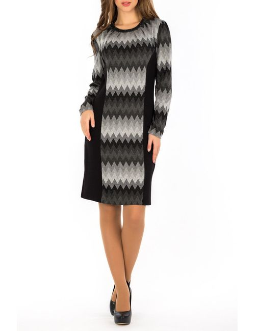 S&A Style | Женское Чёрное Платье