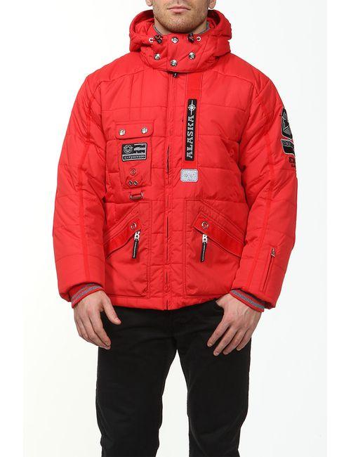 Bogner | Мужская Красная Куртка