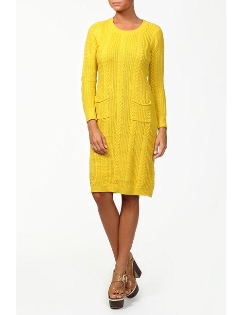 Bezko   Женское Жёлтое Платье