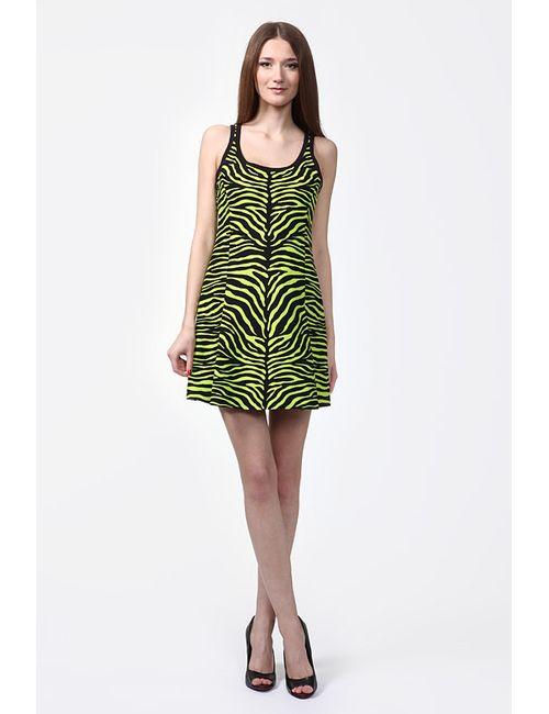 Michael Kors | Женское Зелёное Платье