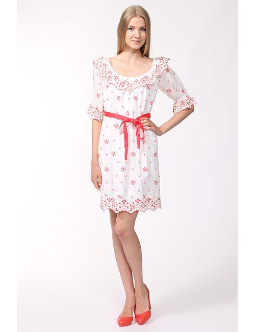 Alice By Temperley | Женское Розовое Платье С Поясом