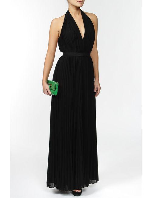 Halston Heritage | Женское Черный Платье С Поясом