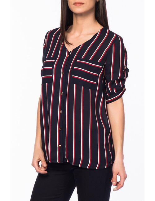 Duse | Женская Красная Рубашка