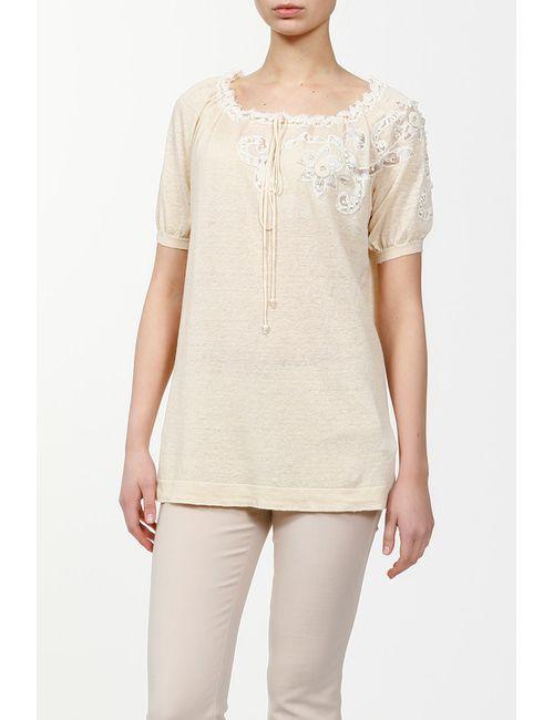 Blumarine | Женская Многоцветная Блуза Вязаная