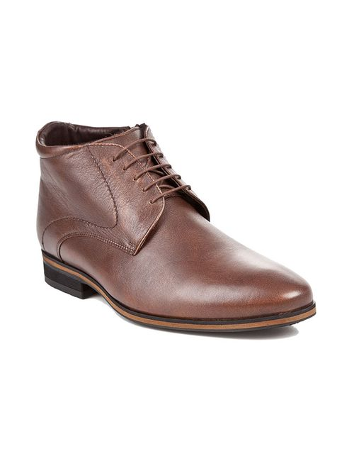 Conhpol | Мужские Коричневые Ботинки