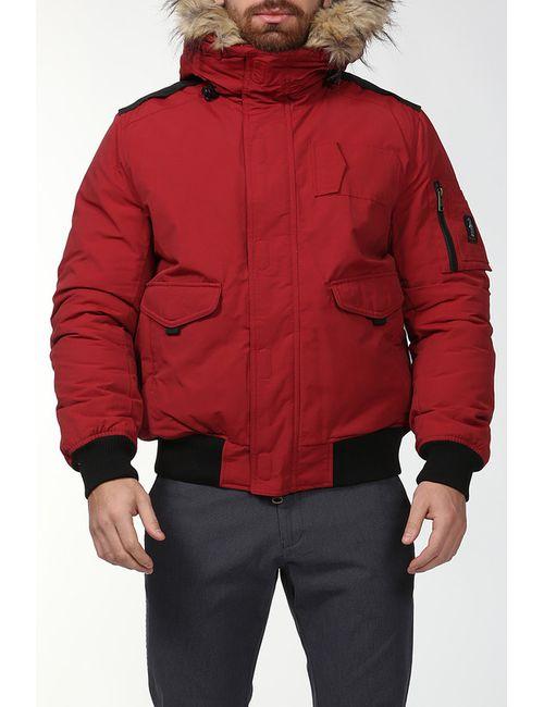 Refrigue   Мужская Красная Куртка