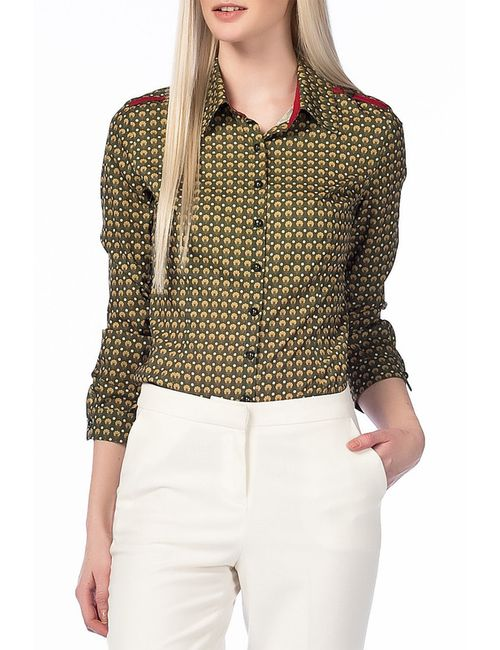 Palmetto | Женская Зелёная Блуза