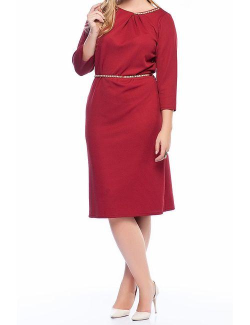 Melisita   Женское Красное Платье