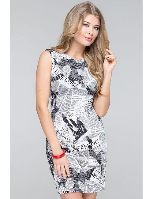 Gloss | Женское Многоцветное Платье