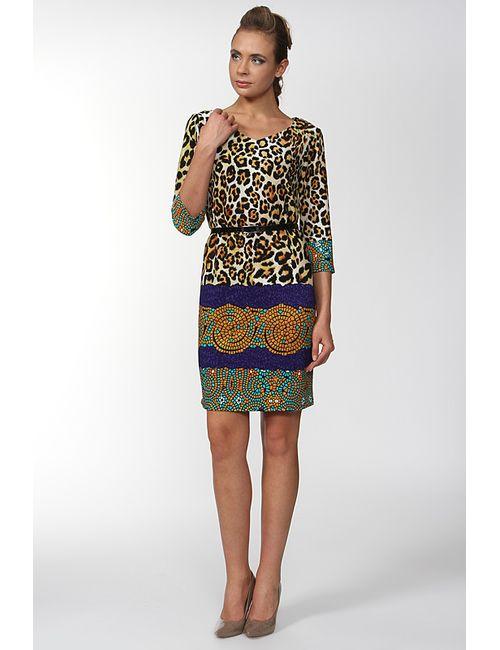 Lussotico | Женское Многоцветное Платье