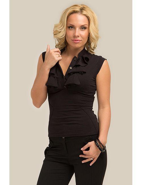 Gloss | Женская Чёрная Блузка