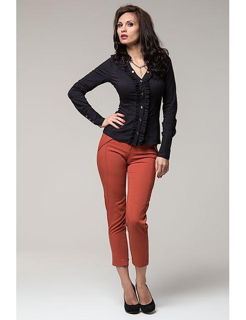 Gloss | Женская Чёрная Рубашка