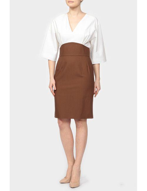 Dior | Женское Белое Платье