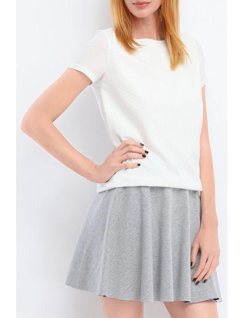 Top Secret | Женская Белая Блузка