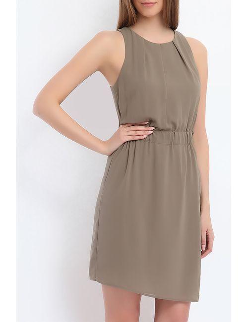Top Secret | Женское Серое Платье