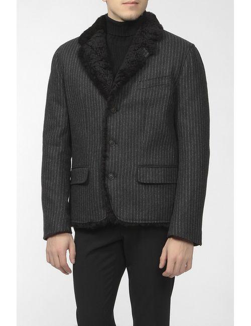 Dolce & Gabbana | Мужской Серый Пиджак