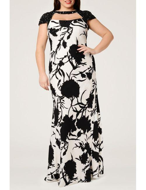 VIVIANA | Женское Белое Платье