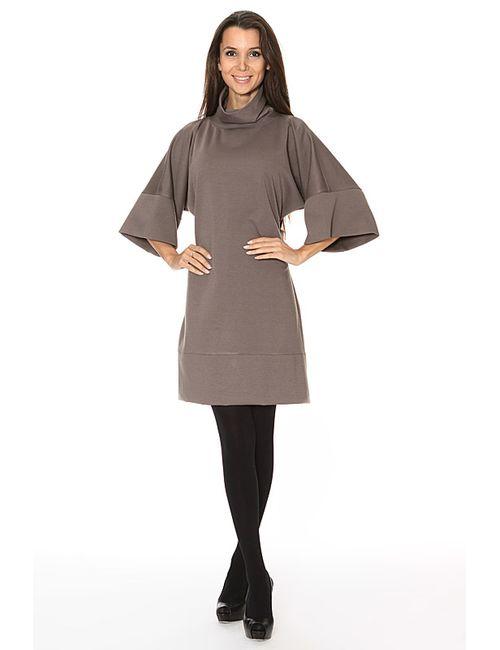 Alina Assi | Женское Коричневое Платье