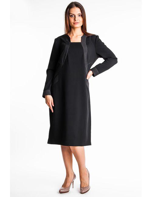 Kristina | Женское Чёрное Платье Наяда