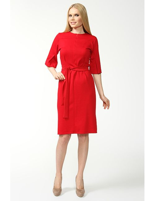 Alina Assi | Женское Красное Платье Карман