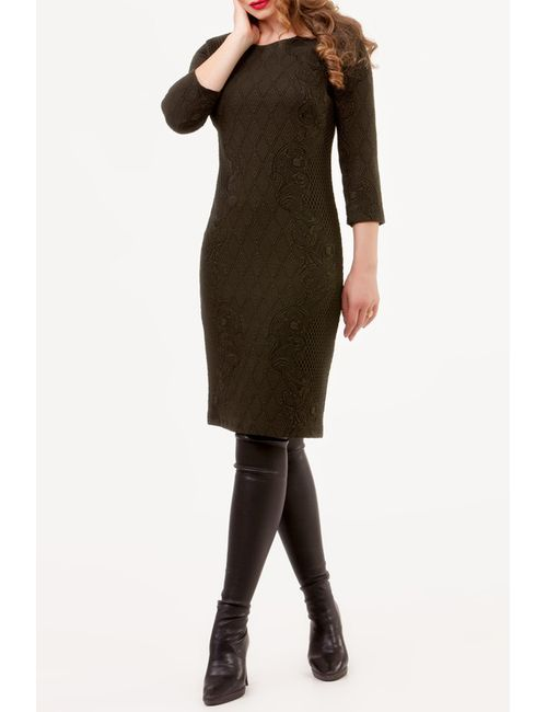 Magnolica | Женское Зелёное Платье