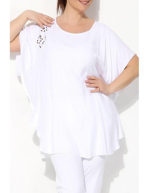 Exline | Женская Белая Блуза