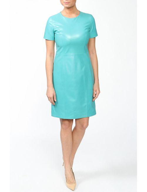 Izeta Street   Женское Голубое Платье