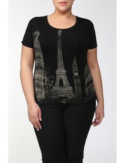 S.H. | Женская Черный Блуза