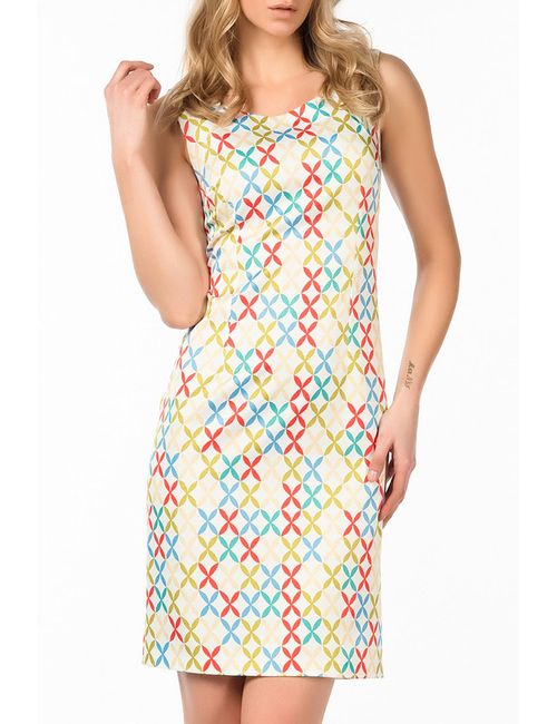 Guita | Женское Многоцветное Платье