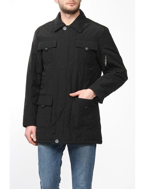 Finn Flare | Мужская Чёрная Куртка