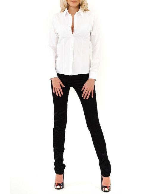 Doctor E | Женская Белая Блуза