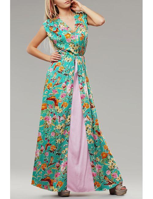 Xarizmas | Женское Многоцветное Платье