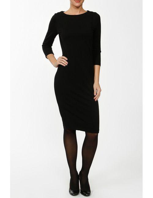 Sela | Женское Чёрное Платье