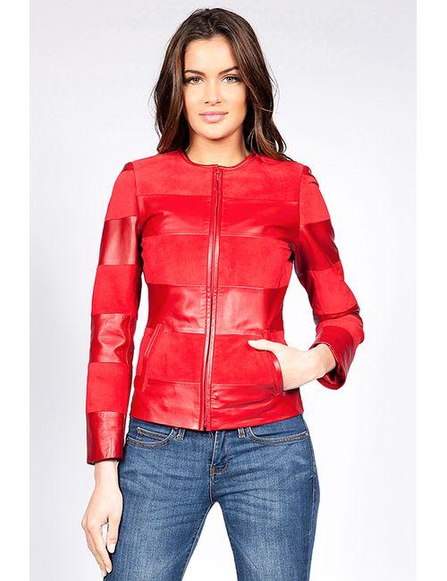 Giorgio   Женская Красная Куртка