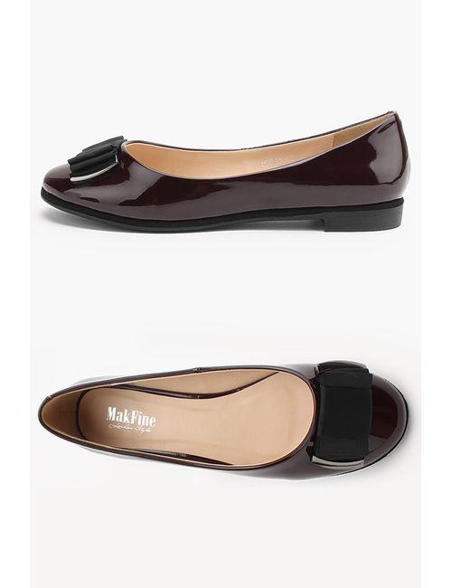 Makfine | Женские Красные Туфли