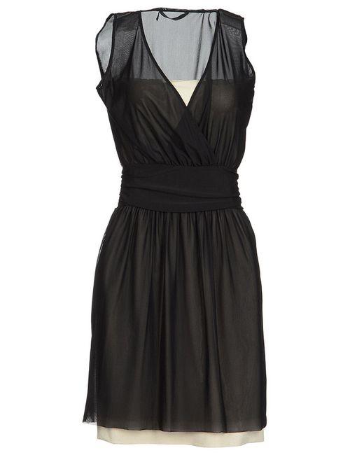 Love Moschino | Женское Чёрное Платье